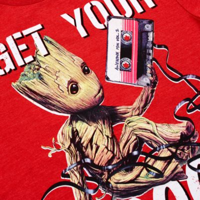 Groot - T-Shirt für Kinder, Guardians of the Galaxy 2