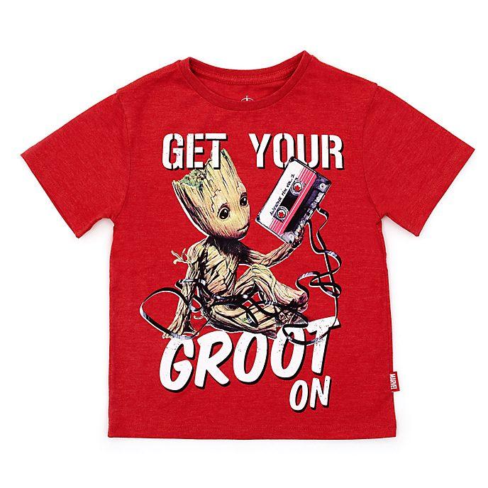 Camiseta infantil Groot, Guardianes de la Galaxia 2
