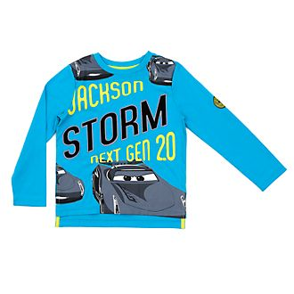 Disney Store Jackson Storm T-Shirt For Kids