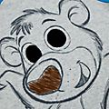 Disney Store Baloo Furrytale Friends T-Shirt For Kids