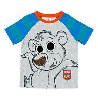 Camiseta infantil Baloo, Furrytale Friends, Disney Store