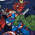 Disney Store The Avengers Superheroes Sweatshirt For Kids