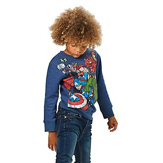 Disney Store - The Avengers - Superhelden-Sweatshirt für Kinder
