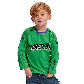 Disney Store Hulk Long-Sleeved T-Shirt For Kids