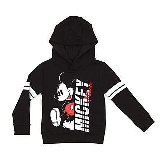 Disney Store felpa bimbi con cappuccio Topolino