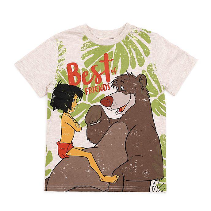 07336edab Maglietta bimbi Il Libro della Giungla Disney Store