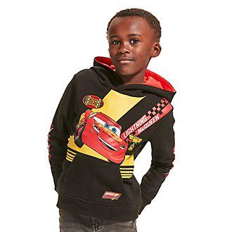 Disney Store Disney Pixar Cars Hooded Sweatshirt For Kids