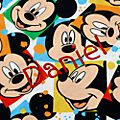 Disney Store Mickey Mouse Print T-Shirt For Kids