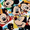 Maglietta con stampa bimbi Topolino Disney Store