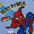 Maglietta bimbi Hero Power Spider-Man Disney Store