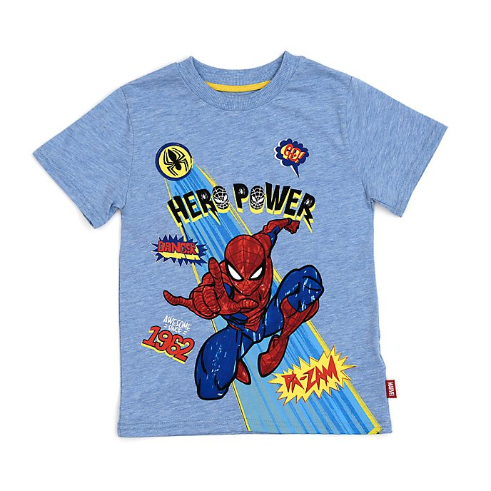 Camiseta infantil Spider-Man, Hero Power, Disney Store