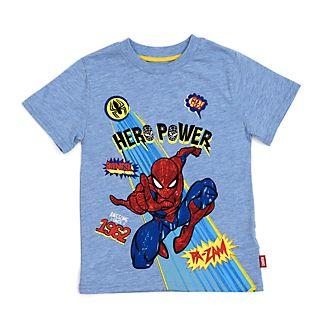 Disney Store T-shirt Spider-Man Hero Power pour enfants