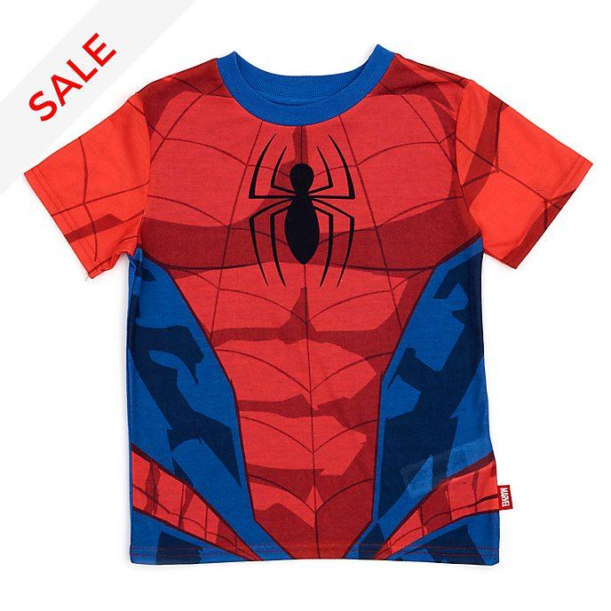 Disney Store Spider-Man Costume T-Shirt For Kids