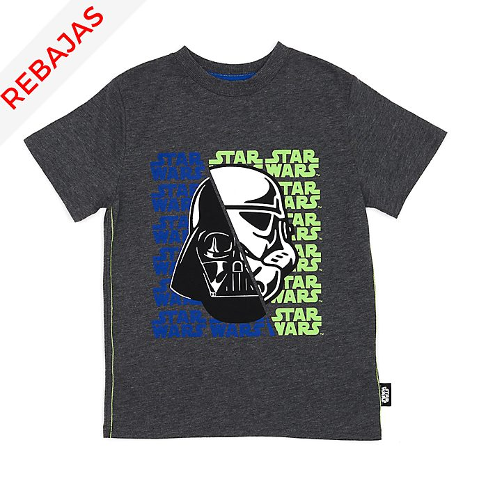 Camiseta infantil Star Wars, Disney Store
