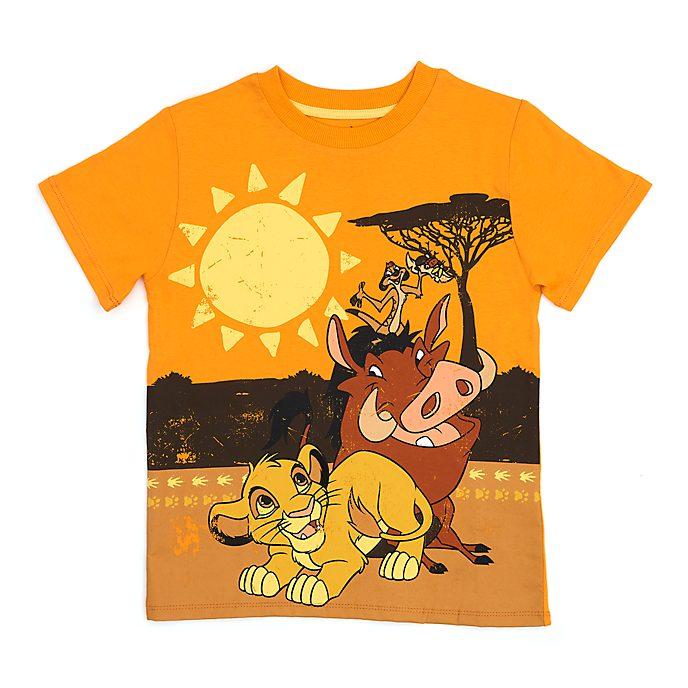 Maglietta bimbi Il Re Leone Disney Store