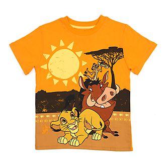 Disney Store T-shirt Le Roi Lion pour enfants