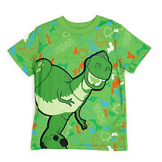 cc6b3ca6908 Disney Store Rex T-Shirt For Kids