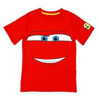 Disney Store Lightning McQueen T-Shirt For Kids