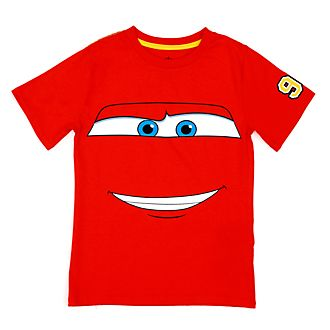 Disney Store Lightning McQueen T Shirt For Kids