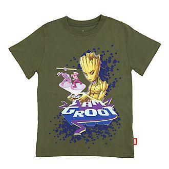 Maglietta bimbi Groot Guardiani della Galassia Disney Store