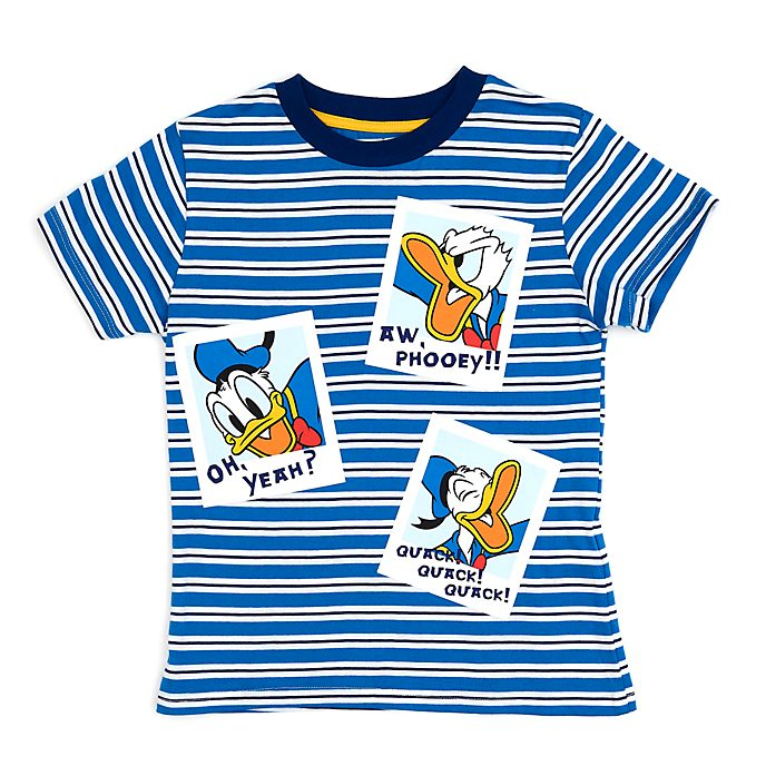 Maglietta bimbi Paperino Disney Store