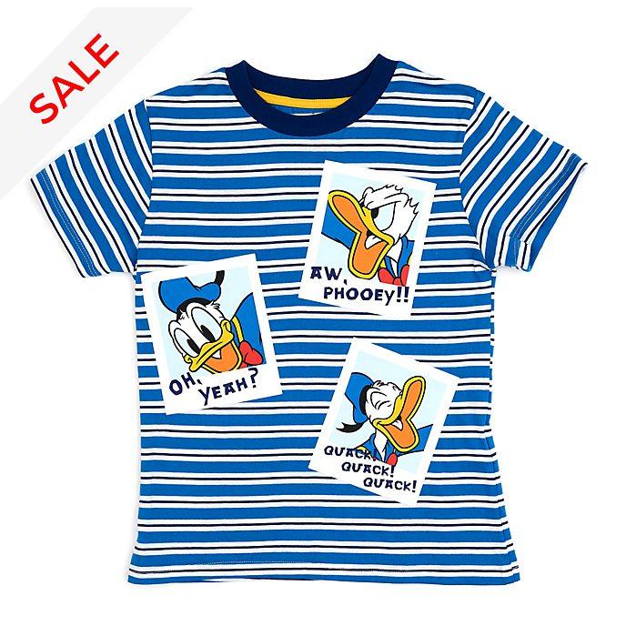 Disney Store Donald Duck T-Shirt For Kids