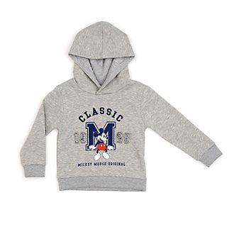 6a177dbaa1594 Disney Store Sweatshirt à capuche Mickey pour enfants
