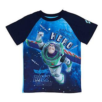 Camiseta infantil Buzz Lightyear, Disney Store