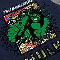 Disney Store Hulk Sweatshirt For Kids