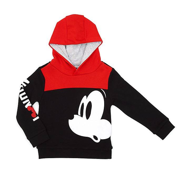 Disney Store Mickey Mouse London Hooded Sweatshirt For Kids