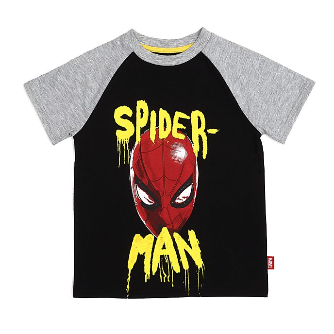 Disney Store Spider-Man T-Shirt For Kids