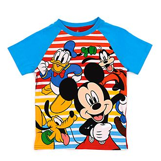 70eef037eb9a Disney Store Mickey and Friends T-Shirt For Kids