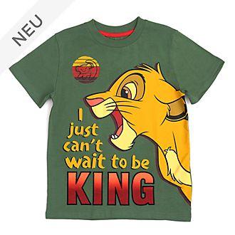Disney Store - Simba - T-Shirt für Kinder