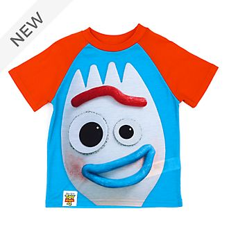 Disney Store Forky T-Shirt For Kids, Toy Story 4