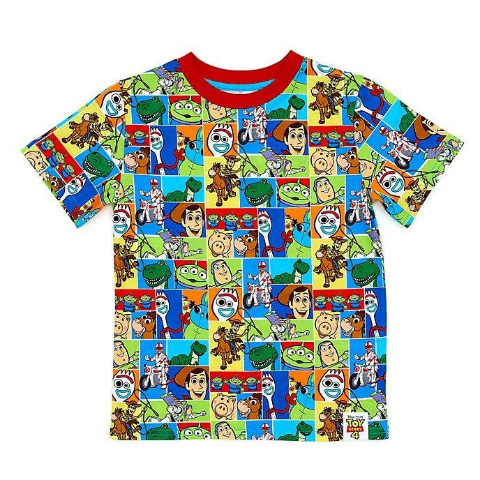 Disney Store T-shirt Toy Story4 pour enfants
