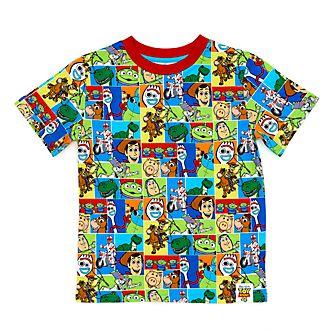 Camiseta infantil Toy Story 4, Disney Store
