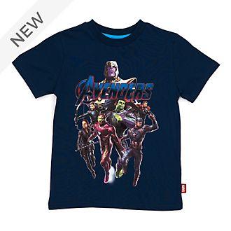 Disney Store Avengers: Endgame T-Shirt For Kids