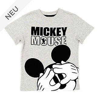 Disney Store - Micky Maus - Graues T-Shirt für Kinder