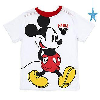 Maglietta bimbi Topolino Parigi Disney Store