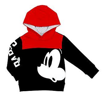 Felpa con cappuccio bimbi Topolino Parigi Disney Store