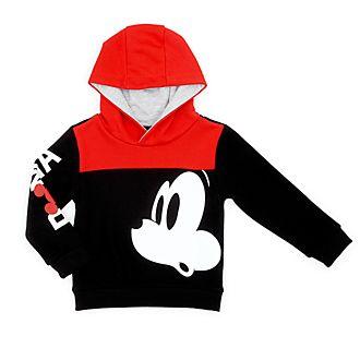 Disney Store Sweatshirt à capuche Mickey Rome pour enfants