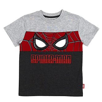 Maglietta bimbi grigia Spider-Man Disney Store