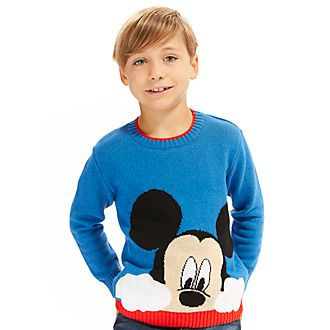 Disney Store Mickey Mouse Jumper For Kids