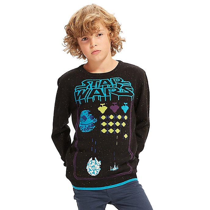 Disney Store Star Wars Jumper For Kids