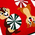 Disney Store Chip 'n' Dale Share the Magic Christmas Jumper For Kids