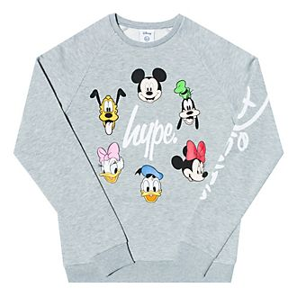 Hype Cast Faces Sweatshirt For Kids