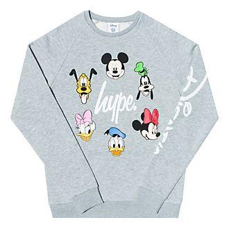 Hype Cast Faces Sweatshirt For Kids
