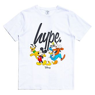 Hype Squad White T-Shirt For Kids