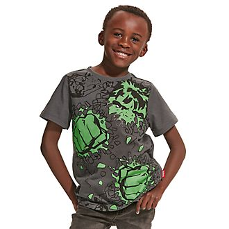 Disney Store Hulk T-Shirt For Kids
