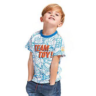 Camiseta infantil estampada Toy Story, Disney Store